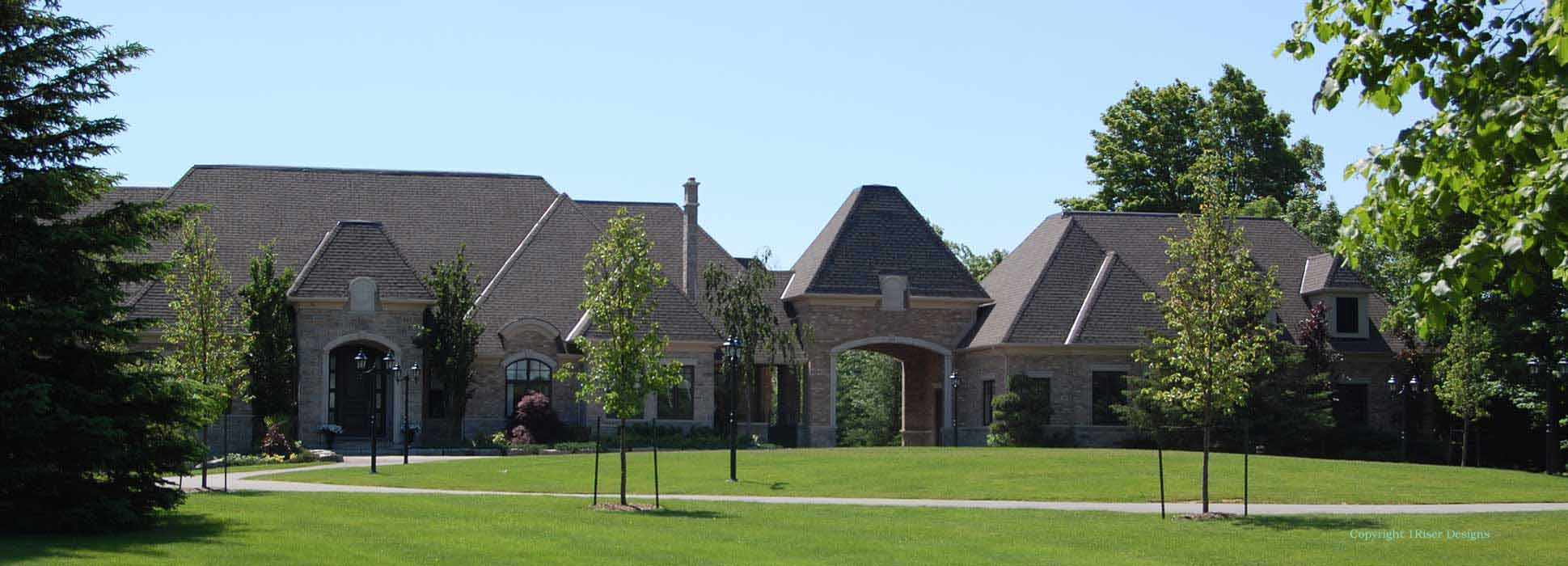 Milton Custom Estate Home, GTA